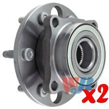 Pack of 2 Rear Wheel Hub Bearing Assembly replace 541005 HA590003