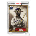 Topps Project 70 Card 666 - Babe Ruth by Alex Pardee 🐐  -Presale