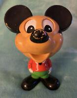 Vintage 1976 Mattel Inc | Walt Disney Mickey Mouse | Pull-String Talking Toy