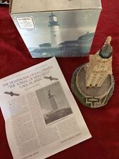 Harbour Lights Lighthouse Collectable La Coruna Spain