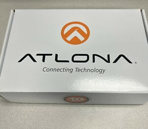 Atlona AT-UHD-EX-70-2PS 4K HDMI Extenders Receiver And Transmitter