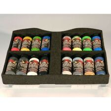 Createx Airbrushfarben Wicked Color Farbsets im Koffer 800 164 Airbrush Farbe