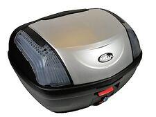 Kymco MXU 150 Quad ATV Koffer Werkzeugbox Abnehmbares Topcase TC17HR für 2 Helme