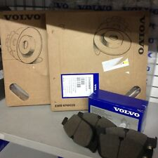 Genuine Volvo XC90 New Shape Front Brake Discs And Pads