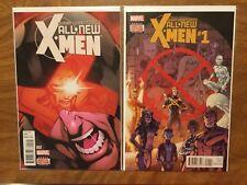 Marvel 2016 All New Xmen 1-16 Not Complete NM Hopeless Bagley Hennessy Magik
