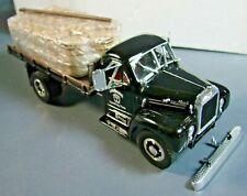 Matchbox Platinum Jack Daniels 1955 Mack Delivery Truck w/ Load Damaged 96769