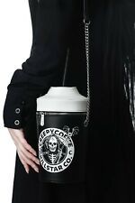 Killstar Creepy Coffee Handbag Tas Gothic Occult NEW