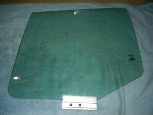 2002 SAAB 9-5 Left Rear Door Window Glass 1999 - 2009
