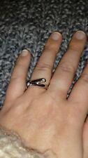 Pierre Lang Ring mit Weißen Zironia Farbe Silber Rhodium Größe 54