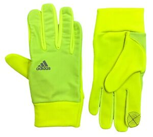 Adidas Thermal Running Visibility Glove with Touch - UNISEX Large (25-26cm)