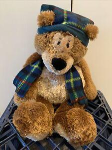 """Gund Teddy B Caring #45426 Bear NWT Plush Stuffed Animal Toy 18"""" Office Depot"""