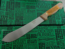 "DEXTER RUSSELL 8"" GREEN RIVER BUTCHERS KNIFE 012G-8BU CARBON STEEL  20CM U.S.A"