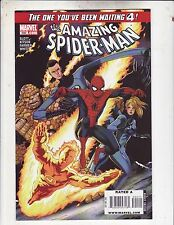 Amazing Spider-Man #590 2009 VF/NM Fantastic Four Guest Stars!  Free Shipping