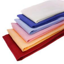 Edel Servietten / 6x Stoff-Serviette in verschiedenen Farben, quadratisch 45 cm