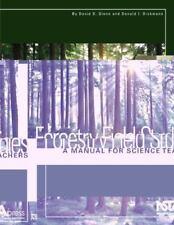 Forestry Field Studies: A Manual for Science Teachers (PB269X) by David D. Glen