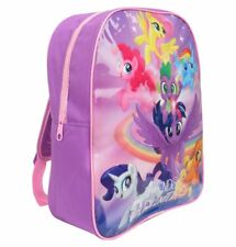 My Little Pony Backpack Kids Rucksack School Nursery Travel Bag Boys Girls