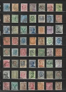 ITALY stamp selection (REF.335a)