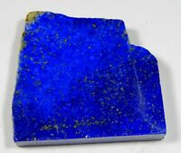 260 CT TOP QUALITY 100% NATURAL BLUE LAPIS LAZULI ROCK  ROUGH  SLAB GEMSTONE A61