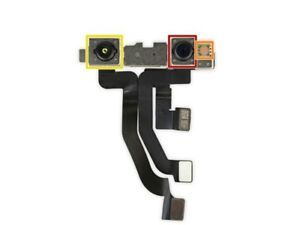 Front Camera, Infrared Camera, and IR Dot Projector Assembly for Apple iPhone X
