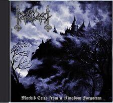 "MOONBLOOD ""Morbid Cries from a Kingdom Forgotten"" DARKTHRONE MUTIILATION"
