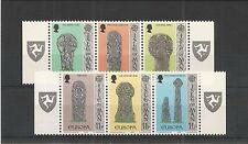 I.o.m 1978 Europa Celta & Norse cruces SG, 133-138 Um/M N/H Lote R213
