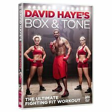 David Haye's Box & Tone [DVD] *NEU* Boxen Fitness Workout Boxing Haye