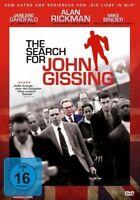 THE SEARCH FOR JOHN GISSING - Alan Rickman, Binder (DVD)*NEU OVP* German/English