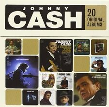 Johnny Cash The Perfect Collection 20 Original albums on 20 cds +32page booklet