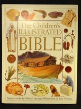 Children's Illustrated Bible Hastings Thimas DK Christian Color Illustrations