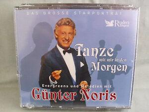 Günter Noris- Das große Starporträt- 3 CDs Readers Digest OVP