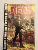 The Walking Dead Comic Book 2015 Image Firsts Image 1