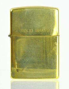 Zippo Pipe Lighter - Brass