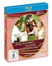 3 Blu-rays * MÄRCHENBOX   6 SECHS AUF EINEN STREICH VOL. 1 ~ ARD  # NEU OVP >