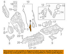 MERCEDES OEM 12-17 S550 4.6L-V8 Engine-Rear Seal 2780150080