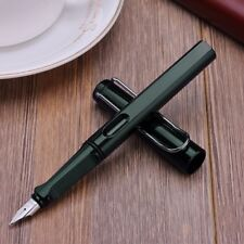 Jinhao 599-A Trim Fountain Pen Writing Ink Fine Nib Smooth Best Present Green