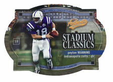 2003 Fleer Authentix - Stadium Classics #3SC Peyton Manning Indianapolis Colts