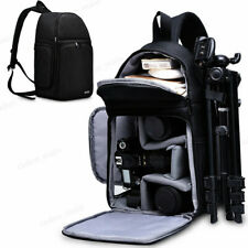 Waterproof Sling Camera Bag Backpack For Canon Sony Nikon Olympus Panasonic SLR