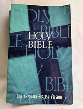 Holy Bible : Contemporary English Version, Paperback, ISBN-13 9781585160556