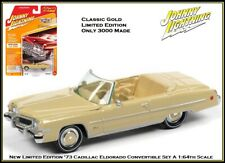 Johnny Lightning 1:64th Scale Diecast Car '73 Cadillac Eldorado Convertible
