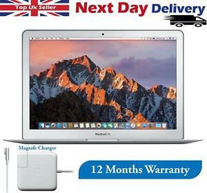 "Apple Macbook Air 13.3"" Laptop 1.8GHz i5 8GB RAM 256GB SSD 2017 OS Mojave Good"