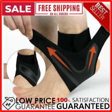 WALK-HERO clone THE ADJUSTABLE ELASTIC ANKLE BRACE RIGHT & LEFT - ANKLE SUPPORT