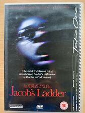 Jacob's Ladder DVD 1990 Cult Psychological Thriller Film Horror Movie Classic