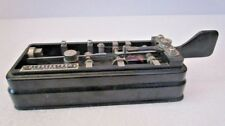 Vintage Marine HI - MOUND MORSE KEY BK 100 -  SHIP'S 100% ORIGINAL - JAPAN(2519)