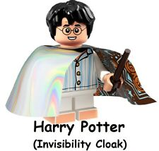 LEGO Harry Potter Minifigure Series 71022 HP Invisibility Cloak #15 SEALED NEW
