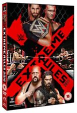 NEW WWE - Extreme Rules 2015 DVD
