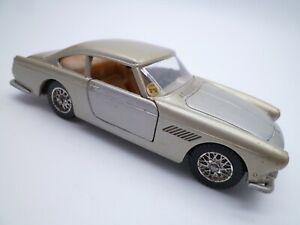VINTAGE SOLIDO No.123 FERRARI 250 GT 2+2 1:43 SCALE CLEAN EXAMPLE 1960s