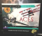 Sierra Computer Game Aces Collection Series 6 Full Games Win95 Ms Dos Cd