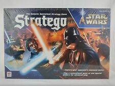 2002 Milton Bradley Stratego Star Wars Edition Board Game - Brand New Sealed