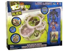 bandai ben 10 ultimate alien cartoon network alien force creation chamber invade