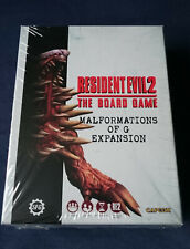 Resident Evil 2: The Board Game - Malformations of G - Erweiterung